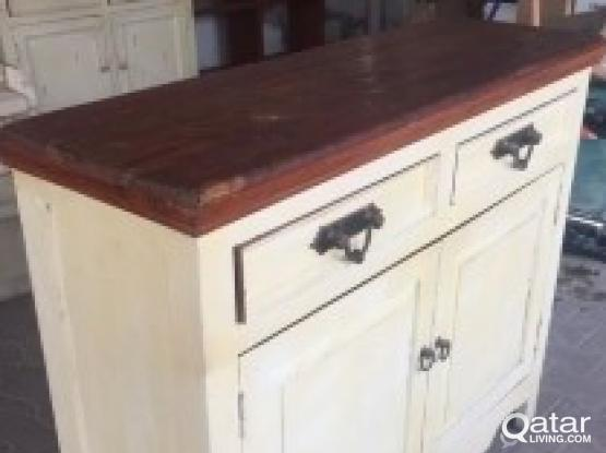 2 pieces sideboard 2