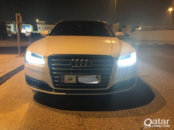 Audi A8 3.0 T 2016