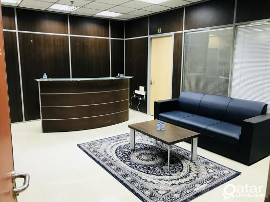 Brand new approved office space
