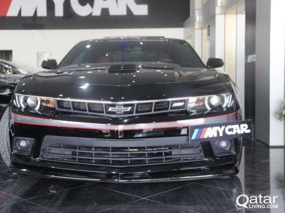 Chevrolet Camaro SS 2015