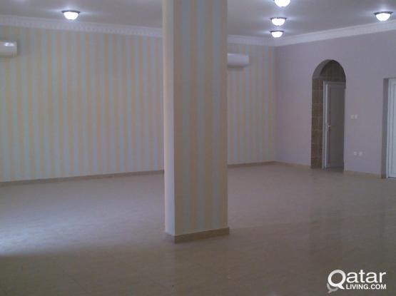 Semi commercial villa for rent in Al wukair