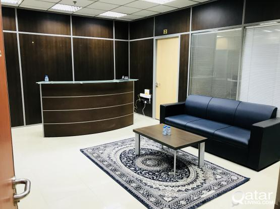Brand new FF approved office space