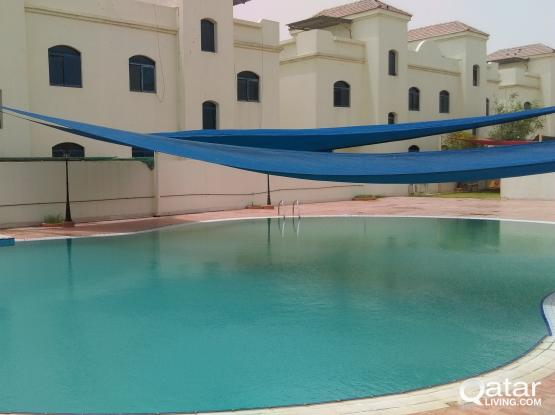 Two Storey 5-BHK Luxury Villa Compound - One Month Free/No Commission & Security Cash , D-Ring Road - Al-Hilal