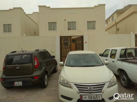 FAMILY OCCUPYING 1 BHK AVAILABLE @ AIN KHALID NEAR AL MAHA PHILIPPINES SCHOOL, ONLY FOR ASIAN FAMILIES