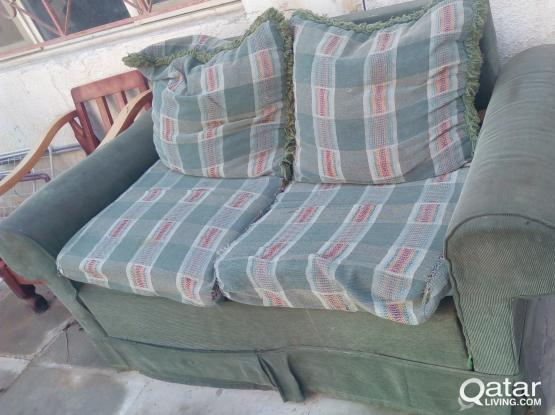 Two seater sofa for very cheap