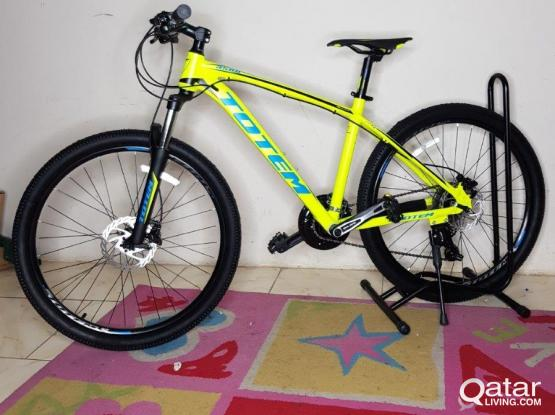 """TOTEM 3500"" bike for sale with Hydraulic break"