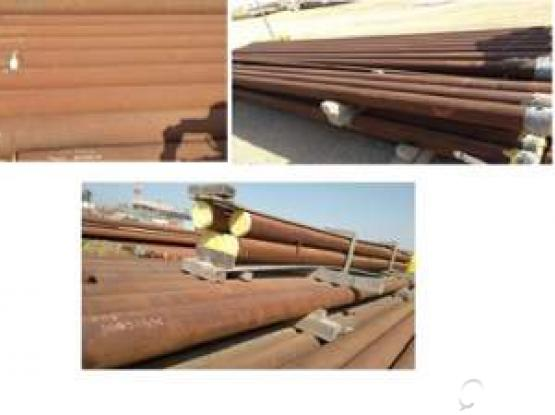 Steel Pipes (Surplus Lot) About 250 for Immidiate Sale