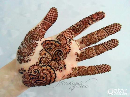 Henna Design Services
