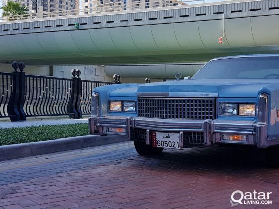 Cadillac Classic 70's