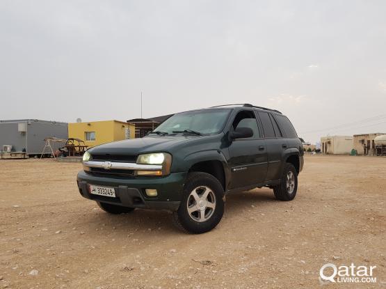 Chevrolet TrailBlazer LS 2003
