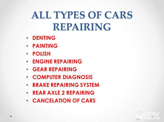 CARS AUTOWORKSHOP ( Easy to Repair cars than Before )