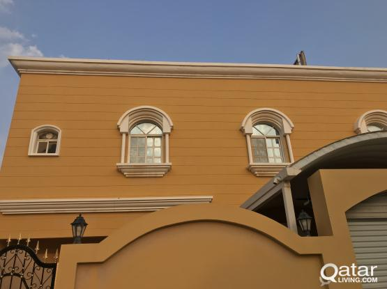 7 BHK stand alone villa for  family  or Ladies staff