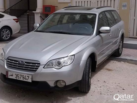 Subaru XV 2007
