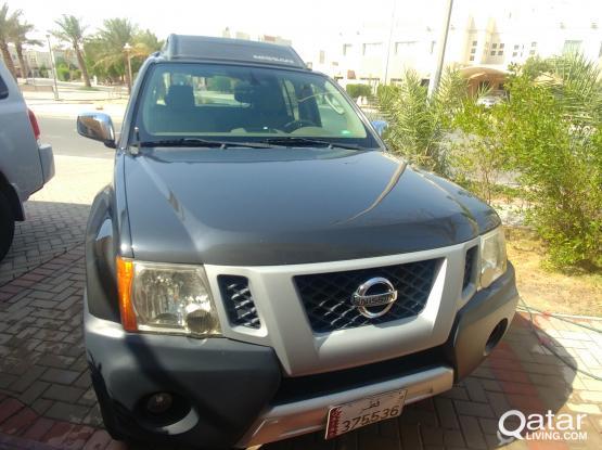 Nissan Xterra SE 2010
