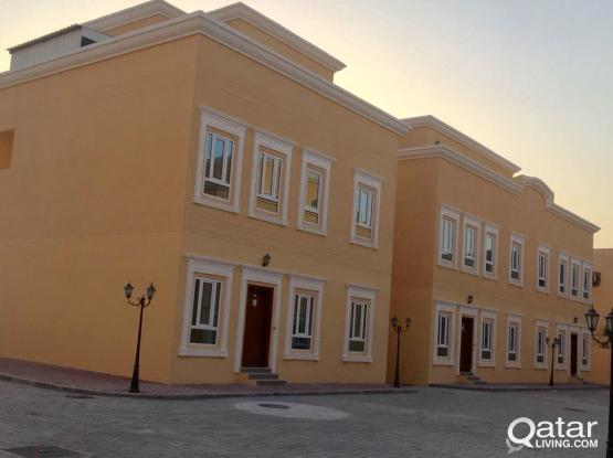 Brand New and Spacious villa compound available for family or executive Staff at Abu Hamour