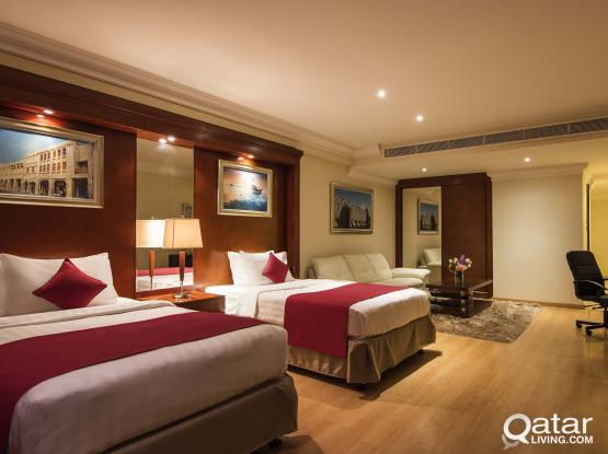 Deluxe Room - Best Western Plus Doha