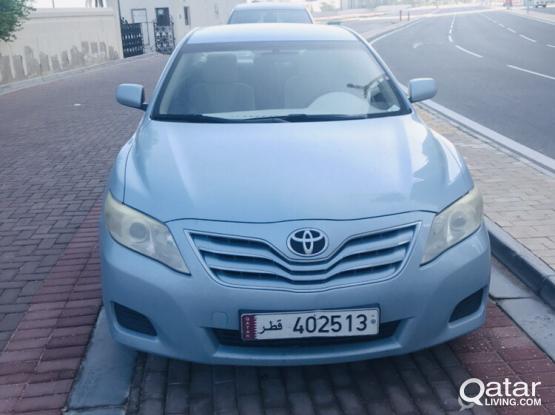 Toyota Camry GL 2010