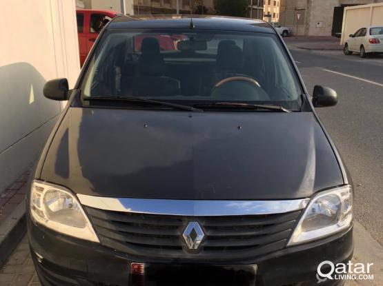 Renault Logan 2012