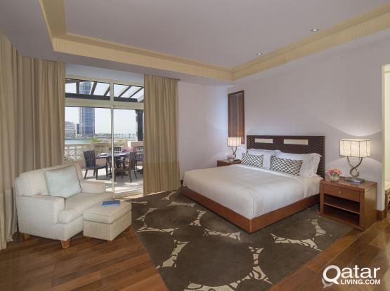 1 Bedroom Suite - Grand Hyatt Doha Hotel and Villas