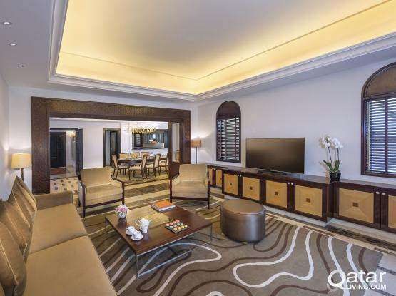 Private Villa - Grand Hyatt Doha Hotel and Villas