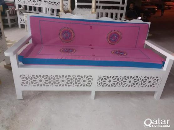 We sell furniture