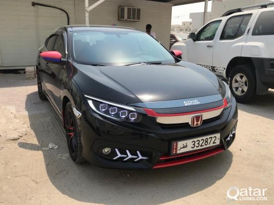 Honda Civic LXi 2018