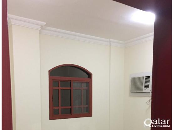 No Commission! 2BHK Unfurnished apartment for rent in Muntaza (near Muntaza Al Meera)
