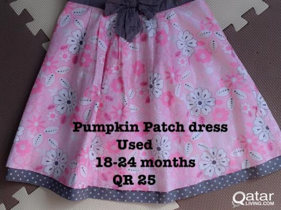 Baby Dress Size 18 to 24 Months