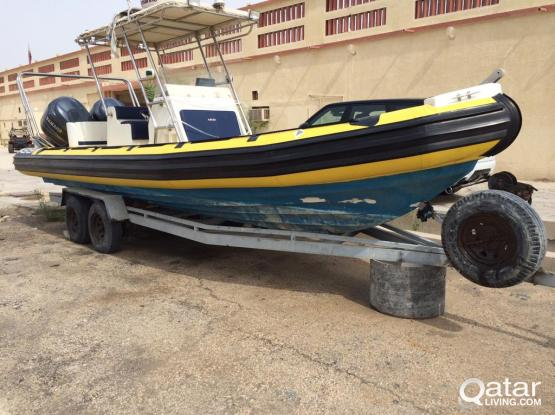 2007 HI-SPEED BOAT FOR SALE!!
