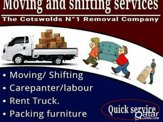 Moving & Shifting