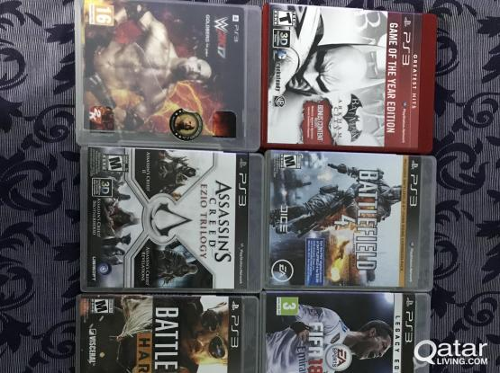 PS3 Gaming CDs