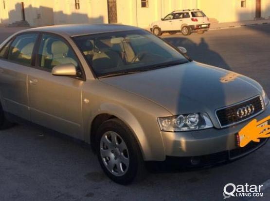 Audi A4 Standard 2004
