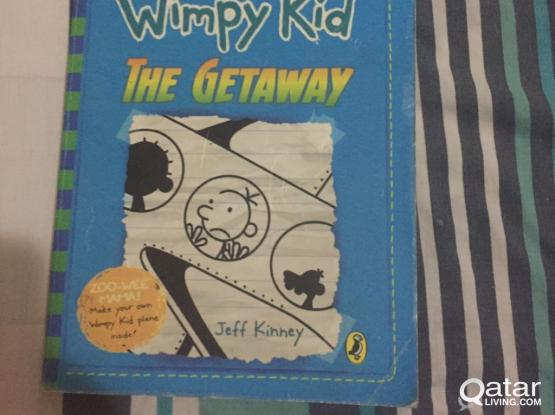 Diary of a Wimpy kid-the get away for sale