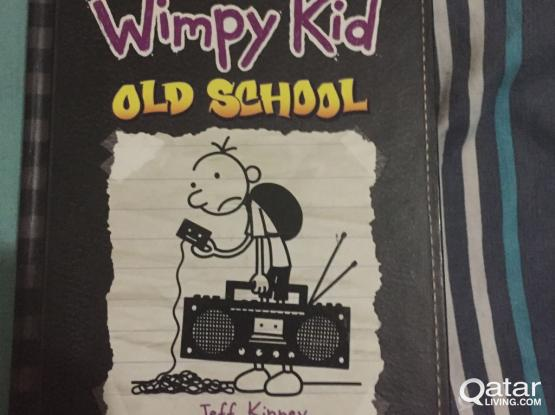 Diary of a wimpy kid-old school for sale