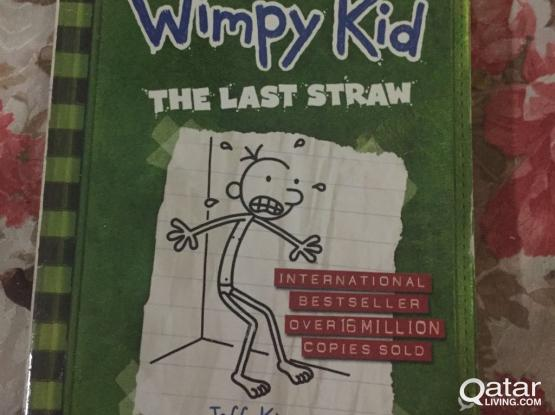 Diary of a wimpy kid -the last straw for sale