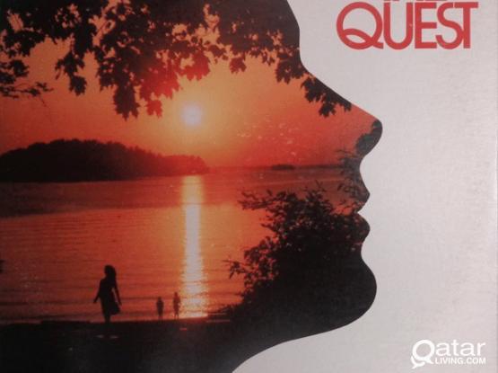 The Quest Vinyl Record - LP 2 Nos.