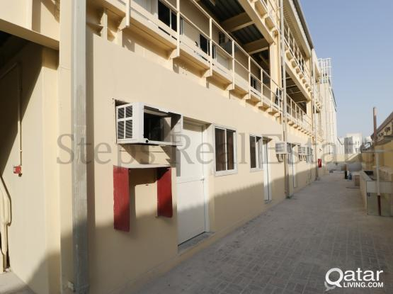 78 Labour Room + Warehouse at Industrial Area