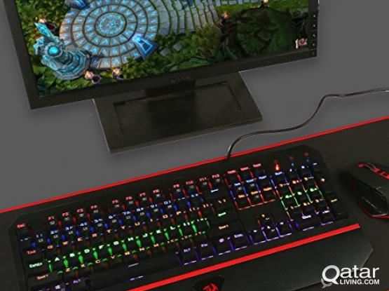 Redragon Anala Mechanical Keyboard with RGB
