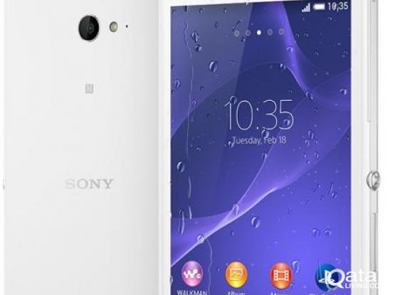 Sony Xperia M2 good condition dual sim