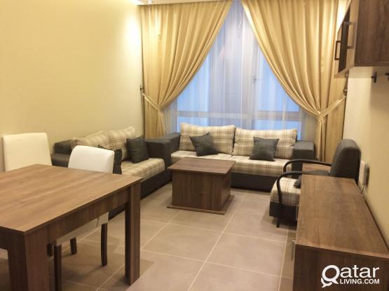 PROMOTION:Fully-furnished 2-Bedroom Flat in Al Sadd