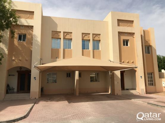 very spacious 5 bedroom villa for rent in Ain Khaled