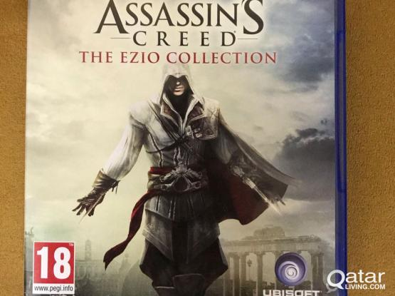 AC Ezio Collection