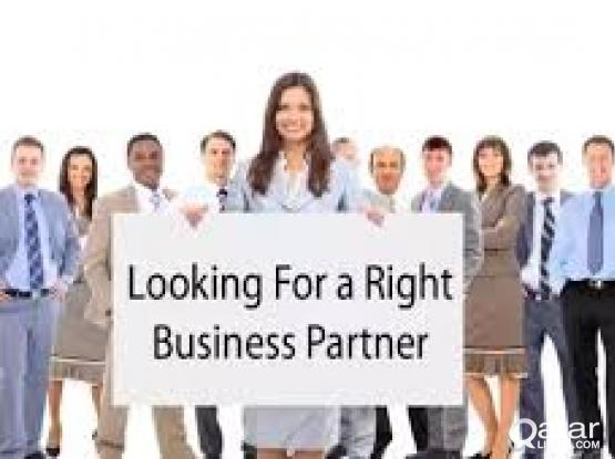 In search of serious business partners for a good business