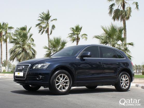 Audi Q5 2.0 T Quattro 2010