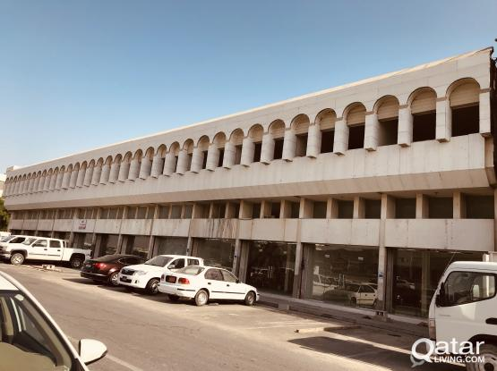 Excellent Location for Showroom and Office Space available at Salwa Road