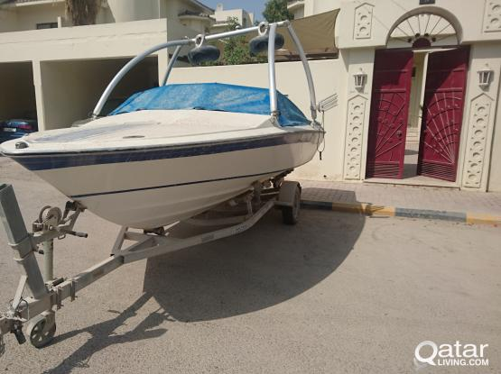 20ft Boat for Sale (damaged engine)