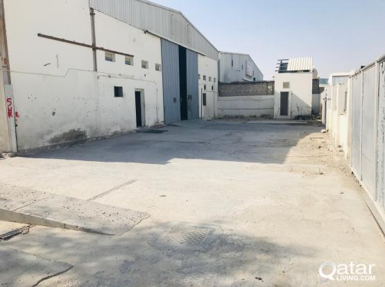 Garage for rent - Doha industrial area