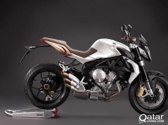 MV AGUSTA BRUTALE 675cc Same as Brand New 2018, 2500K Only