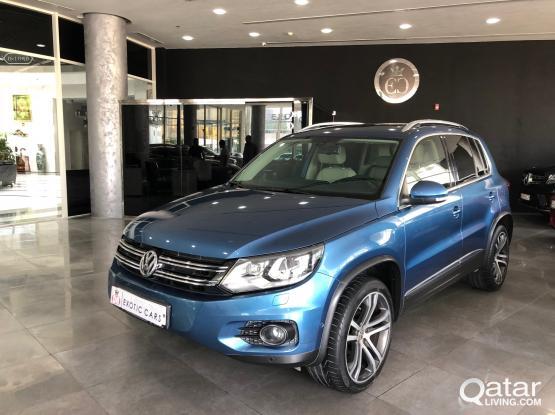 Volkswagen Tiguan 2.0 TSI 2016