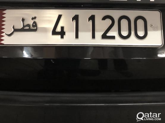 SPECIAL DIGIT CAR NUMBER PLATE FOR SALE